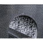 Tunnel, Mauern H0
