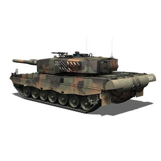 ACE Kampfpanzer Pz 87 Leopard Version1