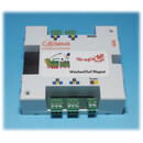 CdB Decoder for digital, CAN-Bus, WeichenChef magnet 2.1